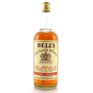 Bell's Extra Special 1 Litre 1960s / NAAFI Stores