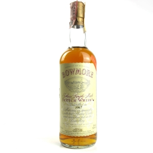 Bowmore 1967 Sherry Cask Full Strength