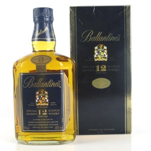 Ballantine's 12 Year Old Special Reserve