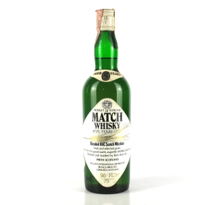 Match Whisky 5 Year Old 1960s