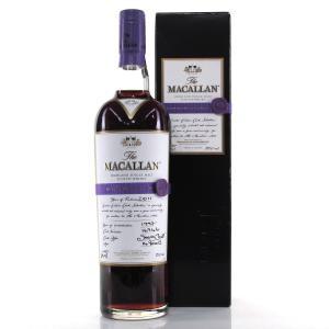 Macallan 1997 Easter Elchies 2011