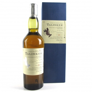 Talisker 25 Year Old 2005 Release
