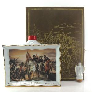 Tanneur Napoleon Cognac Decanter / Battle of Friedland 1807