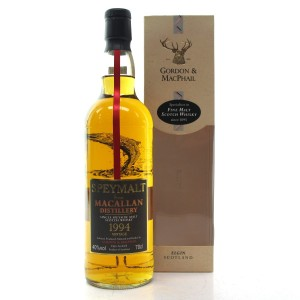 Macallan 1994 Speymalt Gordon and MacPhail