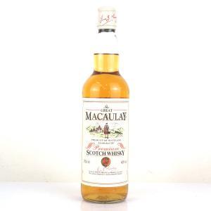 Great Macaulay Premium Scotch Whisky / Ladyburn