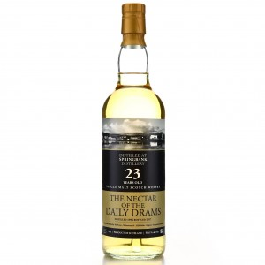 Springbank 1994 The Nectar of The Daily Drams 23 Year Old