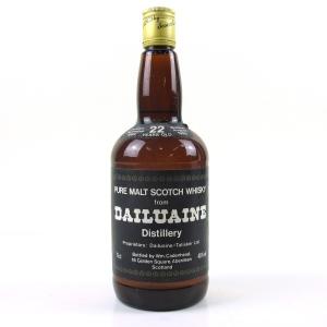 Dailuaine 1962 Cadenhead's 22 Year Old