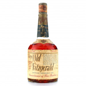 Very Old Fitzgerald 1958 Bottled in Bond 8 Year Old 90 Proof / Stitzel-Weller