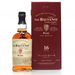 Balvenie Rose 16 Year Old / 1st Edition 53.1%