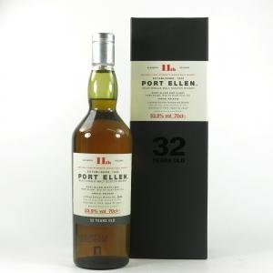 Port Ellen 1979 32 Year Old 11th Release