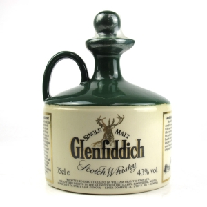 Glenfiddich Mary Queen of Scots Stoneware Decanter