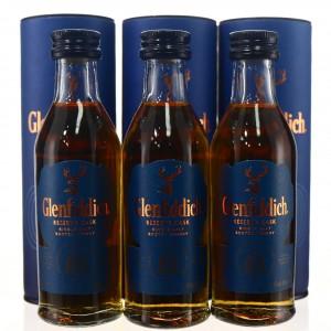 Glenfiddich Reserve Cask Miniature 3 x 5cl
