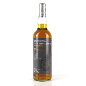 Bunnahabhain 1980 The Whisky Agency 33 Year Old