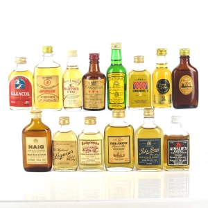 Miscellaneous Blended Miniature Selection x 14