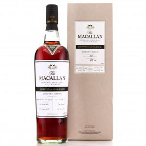 Macallan 1997 Exceptional Cask #14369-11/ 2018 Release