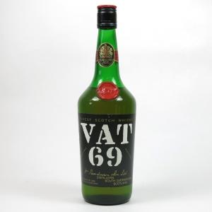 Vat 69 1970s Front
