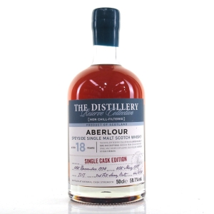 Aberlour 1998 Single Cask 18 Year Old #7317 50cl / Distillery Exclusive