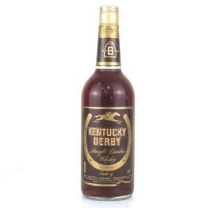Kentucky Derby 8 Year Old Bourbon 1970s