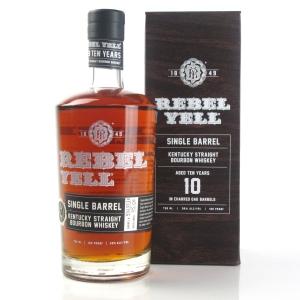 Rebel Yell 10 Year Old Single Barrel Kentucky Bourbon