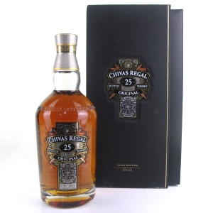 Chivas Regal 25 Year Old 75cl / US Import