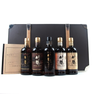 Nikka Taketsuru On The Road Case 5 x 70cl
