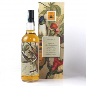 Glen Moray 1988 Antique Lions 28 Year Old / The Birds