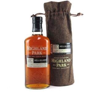 Highland Park 2003 Single Cask 13 Year Old #6313 75cl / Helluland