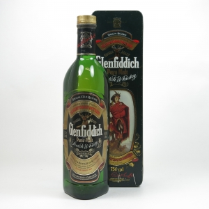 Glenfiddich Clans Of The Highlands / Clan Drummond 75cl