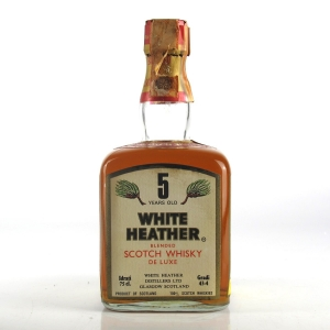 White Heather 5 Year Old 1960s