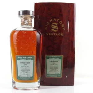 Caperdonich 1970 Signatory Vintage 38 Year Old Cask Strength