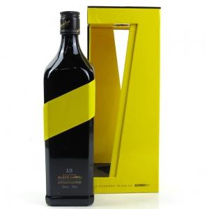 Johnnie Walker Selfridges Centenary Limited Edition / Bottle No.2