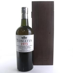 Tomatin 1973 Single Cask