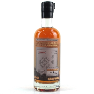 Peatside That Boutique-y Whisky Company 5 Year Old Batch 1