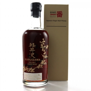 Karuizawa 1983 Single Cask #3557 / Only 50 Bottles