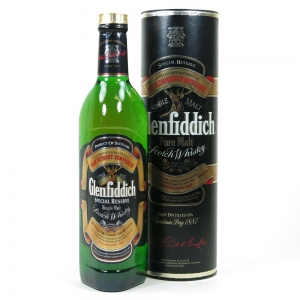 Glenfiddich Special Reserve 1990s