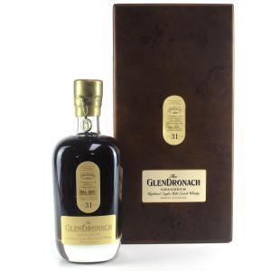Glendronach Grandeur 31 Year Old Batch #002