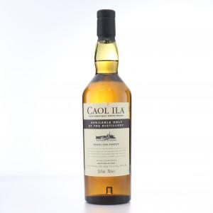 Caol Ila Cask Strength Distillery Exclusive 2007