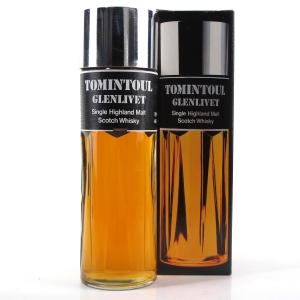 Tomintoul - Glenlivet Perfume Bottle 1980s