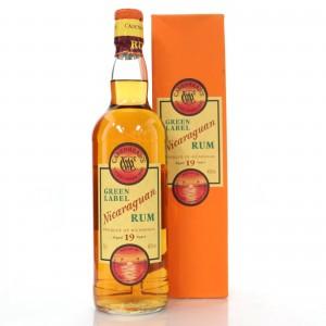 Cadenhead's 19 Year Old Green Label Nicaragua Rum