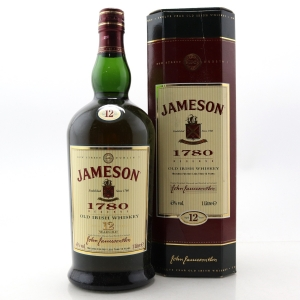 Jameson 12 Year Old '1780' 1 Litre