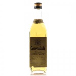 Consulate Scotch Blend 1960s 50cl