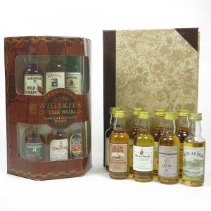 Miscellaneous Miniature Giftpacks / Including Glen Mhor