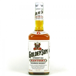 Golden Sun Straight Kentucky Bourbon