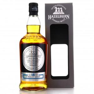 Hazelburn 2002 Single Cognac Cask 15 Year Old / UK