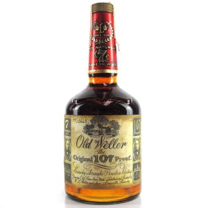 W.L. Weller 7 Year Old Original 107 Proof 1980s / Stitzel-Weller