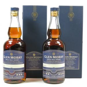 Glen Moray Sherry Cask / Hand Filled 2 x 70cl Front