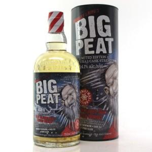 Big Peat Christmas Cask Strength 2017 Edition