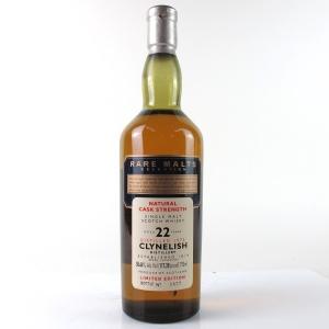 Clynelish 1972 Rare Malt 22 Year Old 75cl / 58.64%