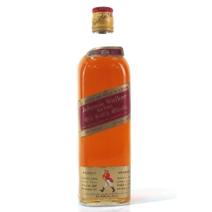 Johnnie Walker Red Label 1972