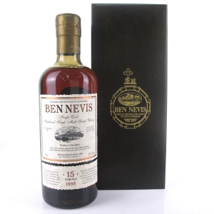 Ben Nevis 1998 Single Cask 15 Year Old
